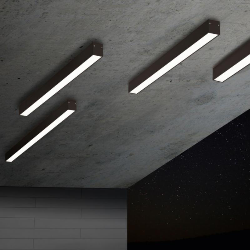 Потолочный светодиодный светильник Delta Light B-Liner