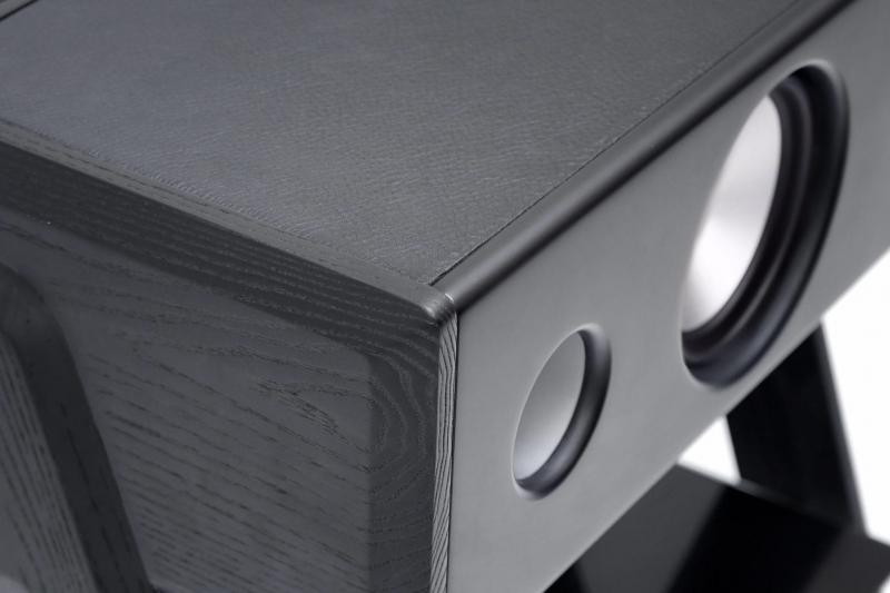 LD Cube Thruster Black leg