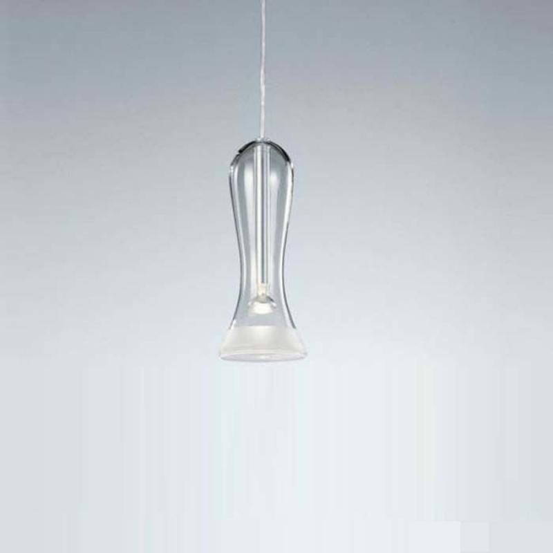 Подвесной светильник, стекло, Италия