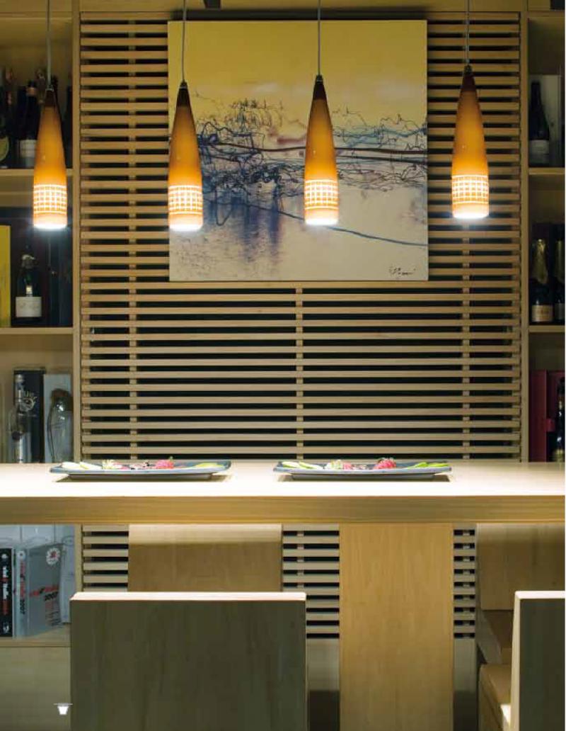 Светильник подвесной, современный, Италия