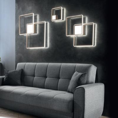 Настенное панно с подсветкой/светильник на стену, Италия
